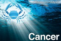 Cancer / June 21-July 22All you need to know about the Cancer star sign. Read your free daily Cancer horoscope on the Psychics LIVE TV app. Just visit www.psychicslivetv.com to find out more #Cancer #Horoscopes #StarSigns