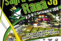 Vercelli Frog Festival
