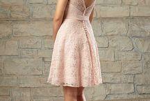 Dresses post wedding