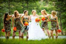 Camo Weddings