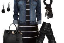 Fashion ideas - denim