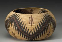Basketry / Woven fibers...utilized by humanity?