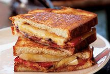 Grilled Cheese Sandwiches and more