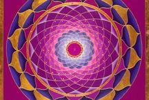 Mandala / Tekeningen