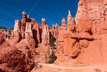 Uniquely Utah / Images of the amazing landscape in the National and State parks of Utah.