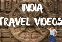 India Travel Videos / These travel videos will take you on a virtual tour of India's destinations, exactly like we experienced on our fulfilling journey through India. Enjoy.