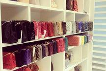 CLOSET ENVY / Beautiful closet spaces....