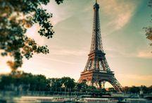 Miejsca do odwiedzenia / Places to visit / Miejsca, które chcę kiedyś odwiedzić.