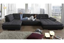 Wohnlandschaften Couch