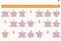 30 day workouts