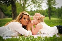 Photoideas Madre e hija