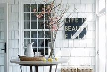 outdoor living / by linda (burlap+blue)