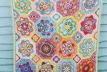 Persian Tile Crochet