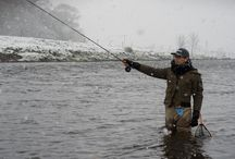 Fly fishing in Scotland  / Please post your all time favourite shot of fly fishing in Scotland
