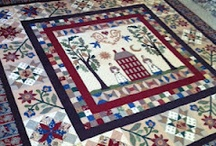 Quilting patterns and techniques