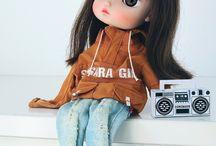 BBgirl doll custom