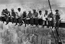 Lewis Hine (1874-1940) / Lewis Hine est un photographe américain dont les photographies d'enfants au travail ont sensibilisé l'opinion publique durant l'ère progressiste