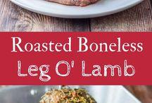 Lamb recipes / All delicious lamb recipes to make!