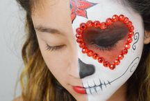 Masky,,,karneval (na tvár),,,halloween