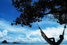 Island life is beckoning / for serious R & R