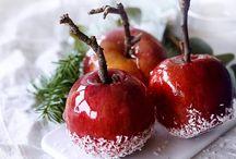 Joulukarkit / Christmas Candy / Herkulliset ja kauniit joulukarkit ovat ihania pikku joululahjoja tai mukavia tuliaisia. Delicious and beautiful Christmas candies.