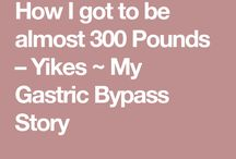 My Gastric Bypass Diary