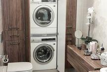 4_And My Bathroom, banyo fikirleri / Bathroom, Bathroom desıgn,laundry room, banyo dekorasyon