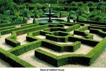 garden mazes / by Knikkolette Church