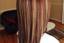 hair / by Reda Cassens