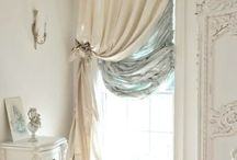 Curtains decor