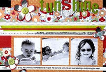 Scrapbooking Pages / Pages I Like! / by JoAnn Cooper