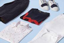 Paul Smith - Cool Business / Modernes Tailoring und starke Muster: PS BY PAUL SMITH schafft es, dem Büroklassiker aus Sakko, Hemd und Hose neue Coolness zu verleihen. Wer den Business-Look klassischer halten will, trägt eine dunkle Anzughose statt der weißen Jeans und wählt ein unifarbenes Hemd. Wäre aber ehrlich gesagt schad' um den tollen Effekt, denn PS BY PAUL SMITH steht nun mal für detailverliebte Prints und mutige Farbkombinationen. ► http://bit.ly/Konen-Paul-Smith-Sommer16-Pin