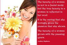 A Woman's Beauty