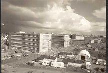 Avant, à l'UBO... / Quelques images prises lors de la création de l'université, le campus brestois version seventies !