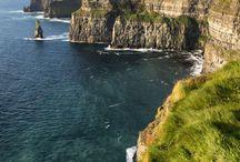 Irlande, Wild Atlantic Way / Les plus belles destinations de voyage en Irlande.