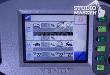 Fendt - serwis, naprawa elektroniki w ciągnikach / Naprawy elektroniki w maszynach rolniczych Fendt. Zajmujemy się głównie naprawą sterowników silnika, panelach sterujących oraz licznikach motogodzin.