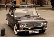 Lada / russian road warrior