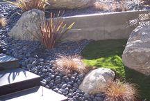 Landscape & Backyard  ideas / Attractive outdoor living areas