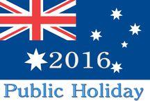 List Of national Holidays