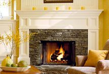 Fireplace / by Crystal Ellis