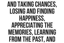 sayings / quotes