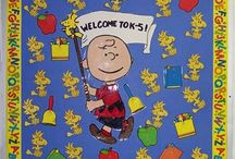 Charlie Brown/Peanuts ideas / by Marsha Self