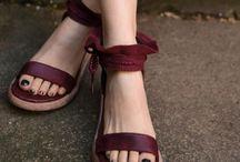Scarpe cuoio