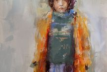 Paintings of Children