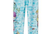 Kids Leggings / Lab tested UPF 50+ the highest rating possible. Our kid's leggings block 99.8% of harmful uv sun rays. They help prevent any skin irritation and protect kid's from hot and rough surfaces. Totally multifunctional for water or land use. Super comfortable to wear, pull on elasticized waistband and elongated full length pants for fast growing kids. 100% made in the USA.