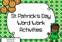 St. Patrick's Day / by Amy Lippincott Maute