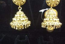 Earrings / If you love exclusive fashion jewellery, then these earrings will certainly appeal to you at the very first look.