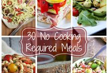 Food-No cooking required