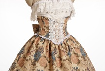 Lolita / Lolita fashion, art, ideas, jewelry, antiquity; and related fashions such as Steam Punk, Elegant Gothic Aristocrat,  Hime, Dolly, FRUITS, mori, and Decora / by Alice InTheGarden