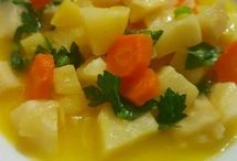 etli yemekler ve sebze yemekleri